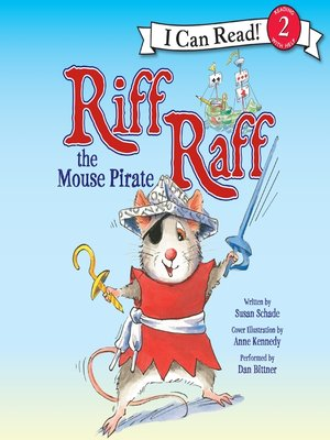 cover image of Riff Raff the Mouse Pirate