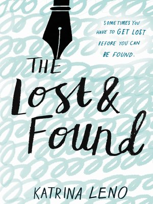 cover image of The Lost & Found