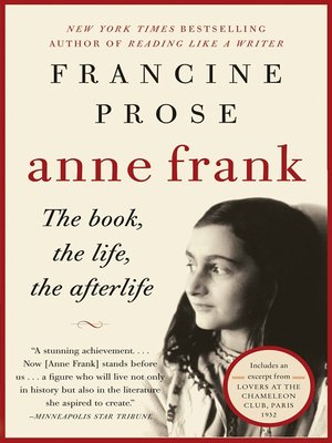 anne frank castor harriet