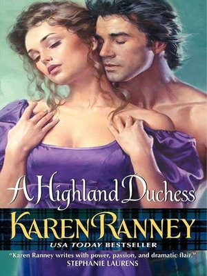 cover image of A Highland Duchess