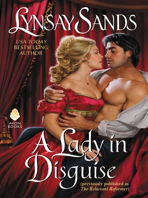 cover image of A Lady in Disguise