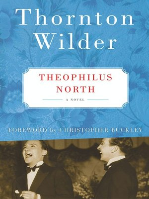 cover image of Theophilus North