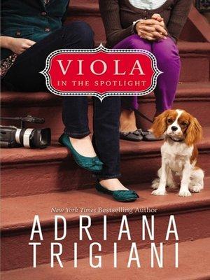 cover image of Viola in the Spotlight