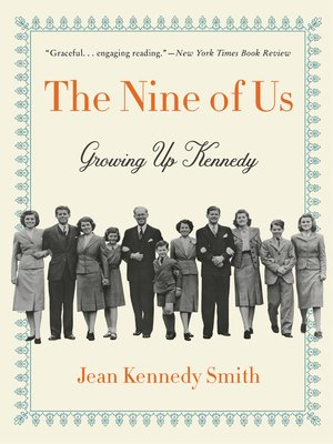 cover image of The Nine of Us