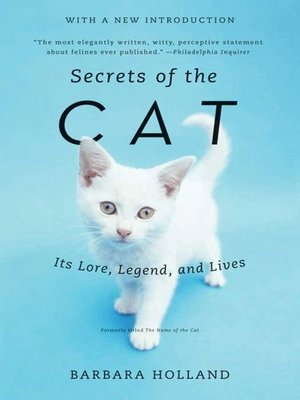 cover image of Secrets of the Cat