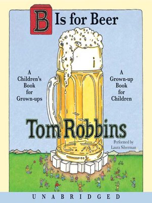 cover image of B Is for Beer