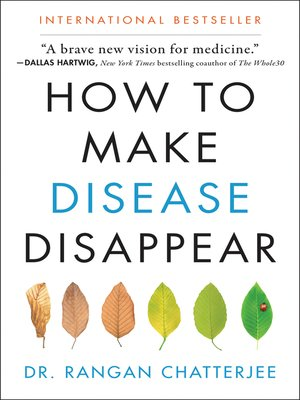 cover image of How to Make Disease Disappear