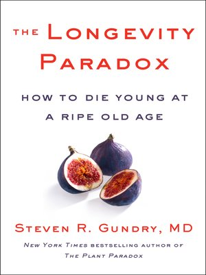 cover image of The Longevity Paradox