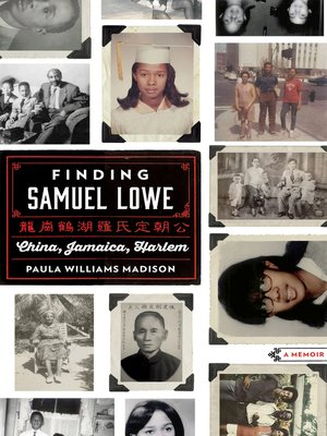 cover image of Finding Samuel Lowe