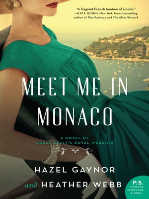 cover image of Meet Me in Monaco