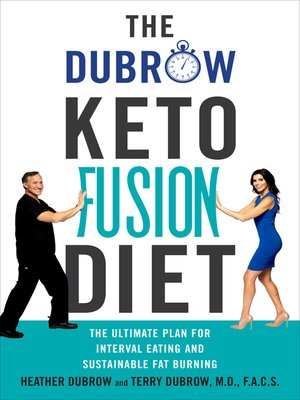 cover image of The Dubrow Keto Fusion Diet