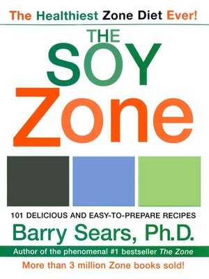 cover image of The Soy Zone