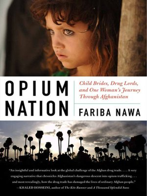 cover image of Opium Nation