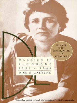cover image of Walking in the Shade
