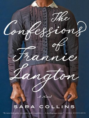 cover image of The Confessions of Frannie Langton