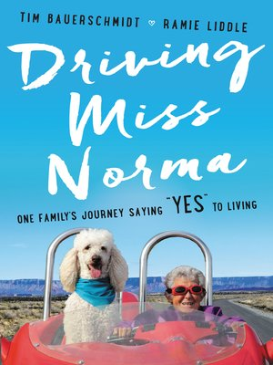 cover image of Driving Miss Norma