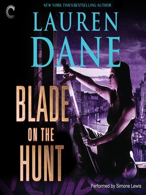 cover image of Blade on the Hunt