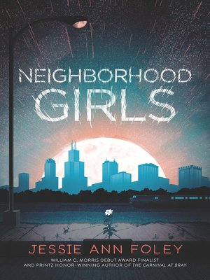 cover image of Neighborhood Girls