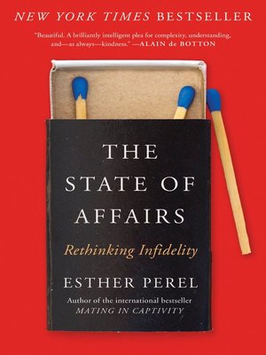 cover image of The State of Affairs