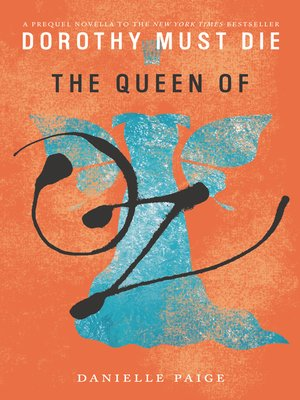 cover image of The Queen of Oz