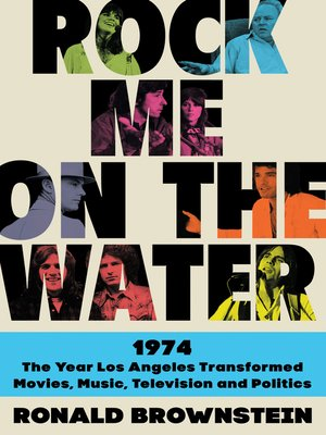 cover image of Rock Me on the Water