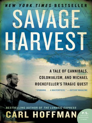 cover image of Savage Harvest