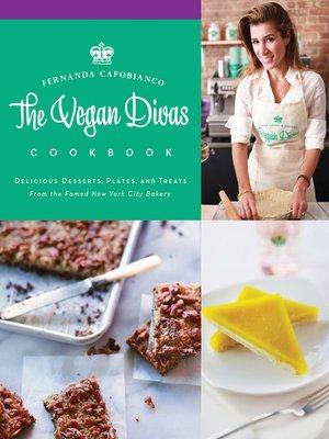 cover image of Vegan Divas Cookbook