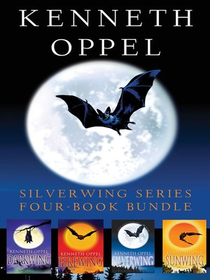 cover image of Kenneth Oppel Silverwing Series
