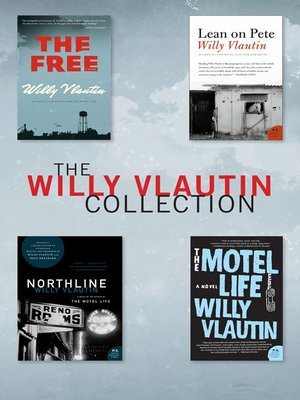 cover image of Willy Vlautin Collection