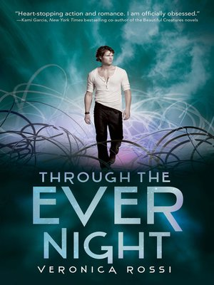 cover image of Through the Ever Night