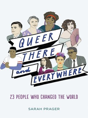 cover image of Queer, There, and Everywhere