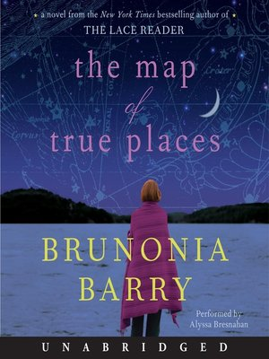 cover image of The Map of True Places