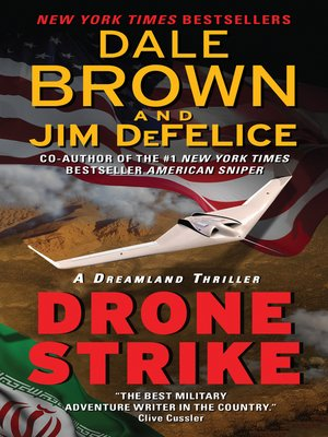 cover image of Drone Strike