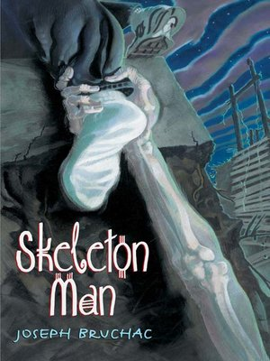 cover image of Skeleton Man