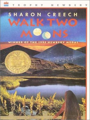 cover image of Walk Two Moons