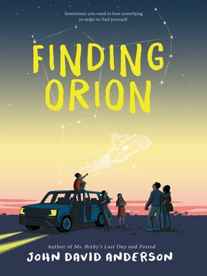 cover image of Finding Orion