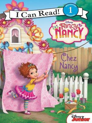 cover image of Disney Junior Fancy Nancy