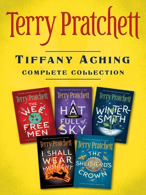 cover image of Tiffany Aching Complete Collection