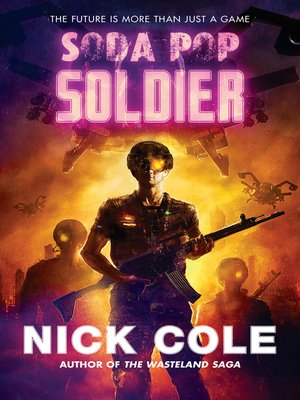 cover image of Soda Pop Soldier