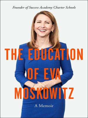 cover image of The Education of Eva Moskowitz