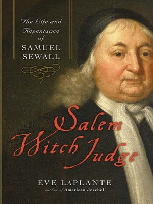 cover image of Salem Witch Judge