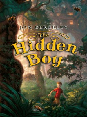 cover image of The Hidden Boy