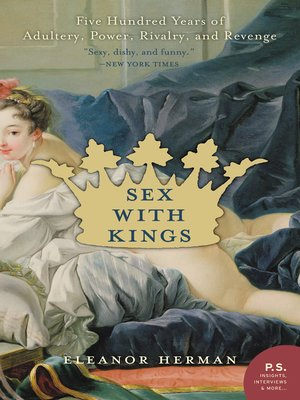 cover image of Sex with Kings