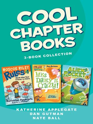 cover image of Cool Chapter Books 3-Book Collection