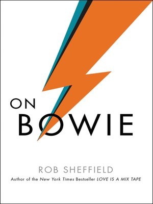 cover image of On Bowie