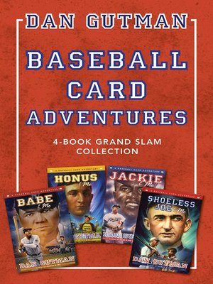 cover image of 4-Book Grand Slam Collection