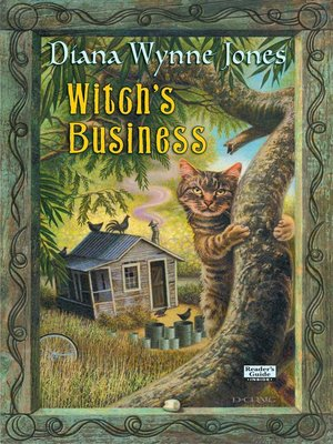 cover image of Witch's Business