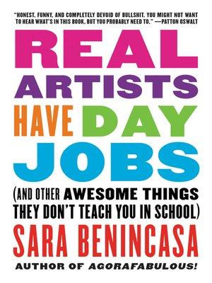 cover image of Real Artists Have Day Jobs