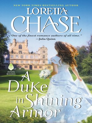 cover image of A Duke in Shining Armor