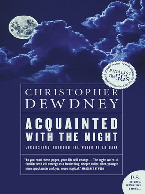 cover image of Acquainted With the Night